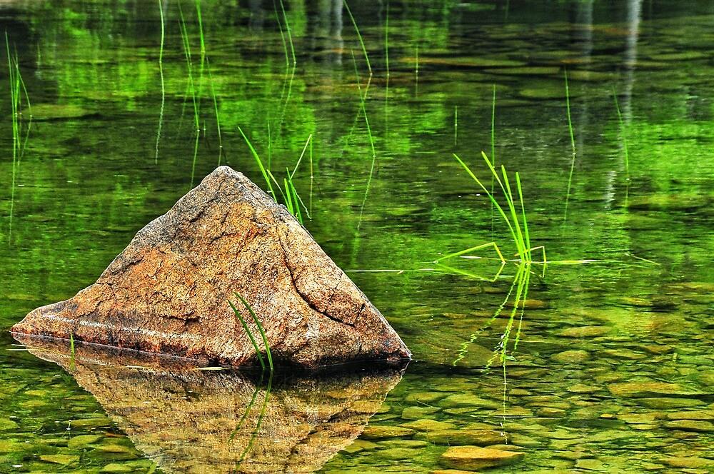 Jordan Pond, Acadia National Park, Maine, USS by fauselr