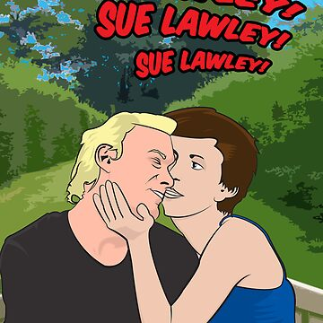 Sue Lawley! Sue Lawley! Sue Lawley! by loudribs