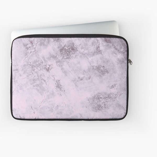 Pink marble structure Laptop Sleeve