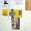 MIDIENDO A TU PROPIO DIOS DORADO (measuring your own golden god) by Alvaro Sánchez