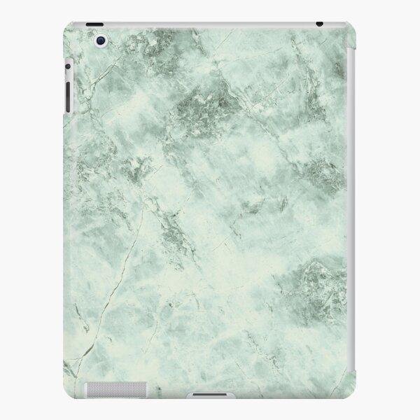Green marble structure iPad Snap Case