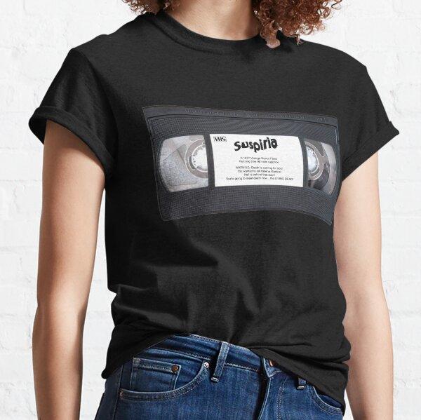 Vintage VHS: Suspiria Classic T-Shirt