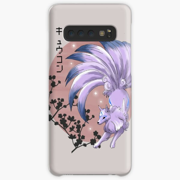 Shiny Nine-Tails Kitsune Samsung Galaxy Snap Case