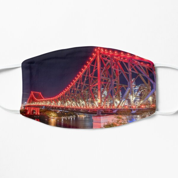 Red Story Bridge, Brisbane Mask