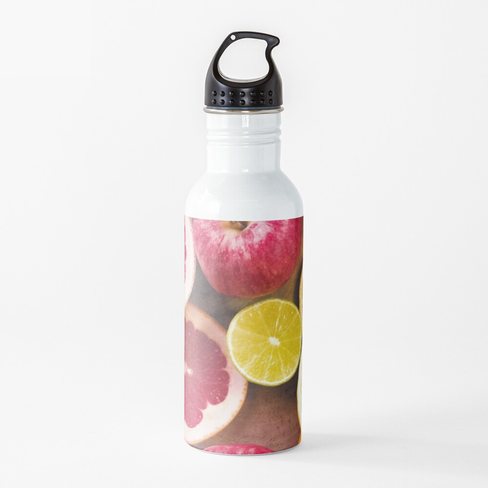Colorful citrus Water Bottle