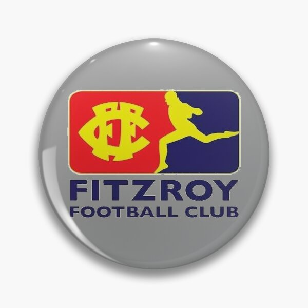 Fitzroy football club | AFL Footy Pin