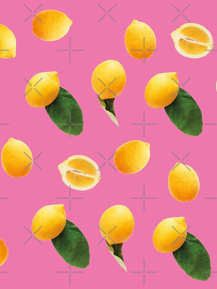 Pattern lemon party by ColorsHappiness