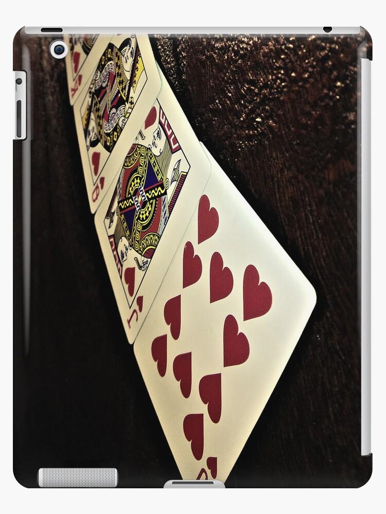 Cards of Hearts by Aleks Bonaparte