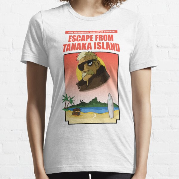 Tanaka Island Essential T-Shirt