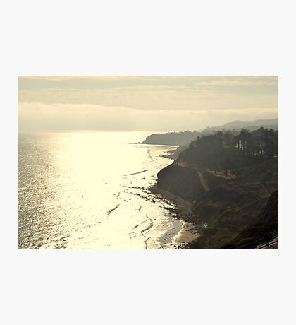 Paseo Del Mar Photographic Print