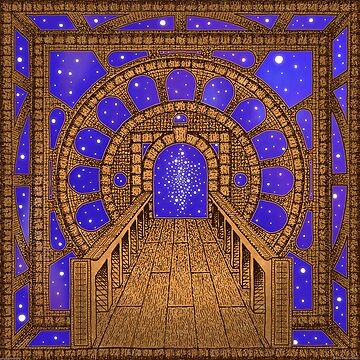 Infinity Gate (órvio) by peterbarreda