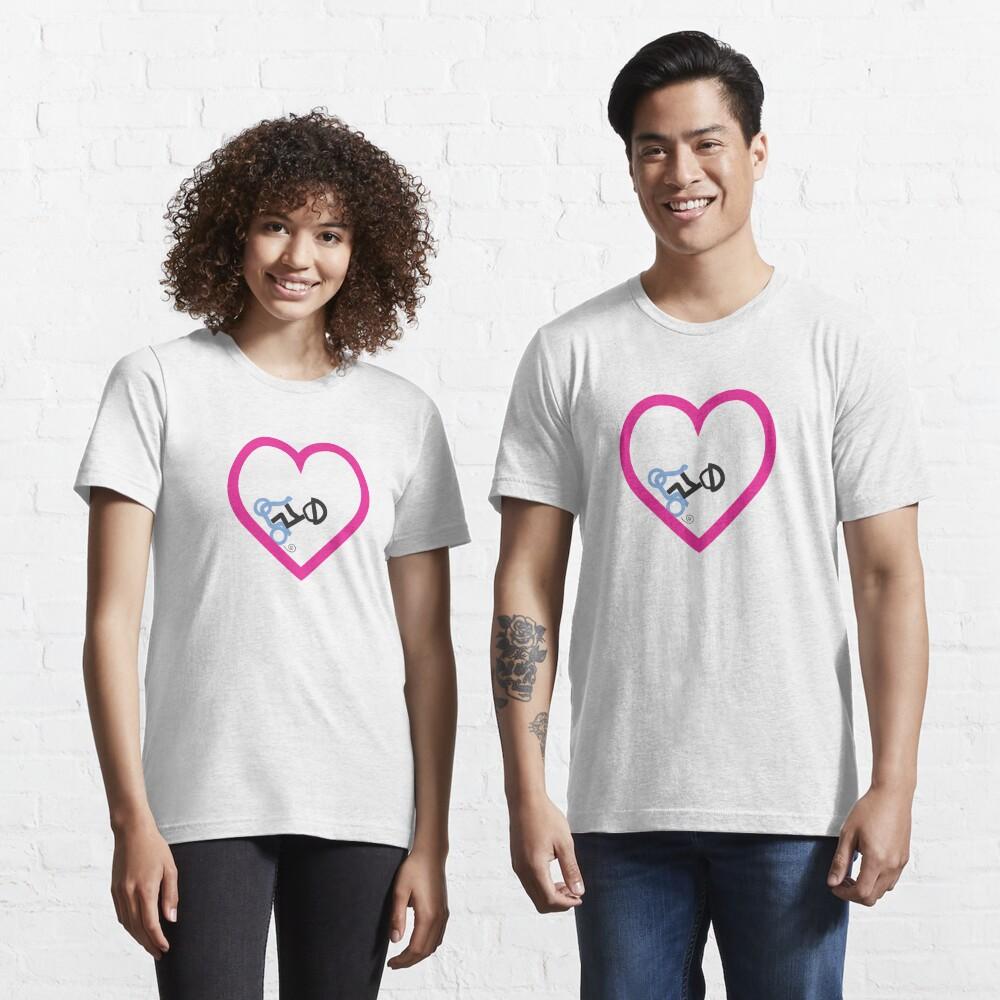 Scooter Boy series - valentines t-shirt Essential T-Shirt
