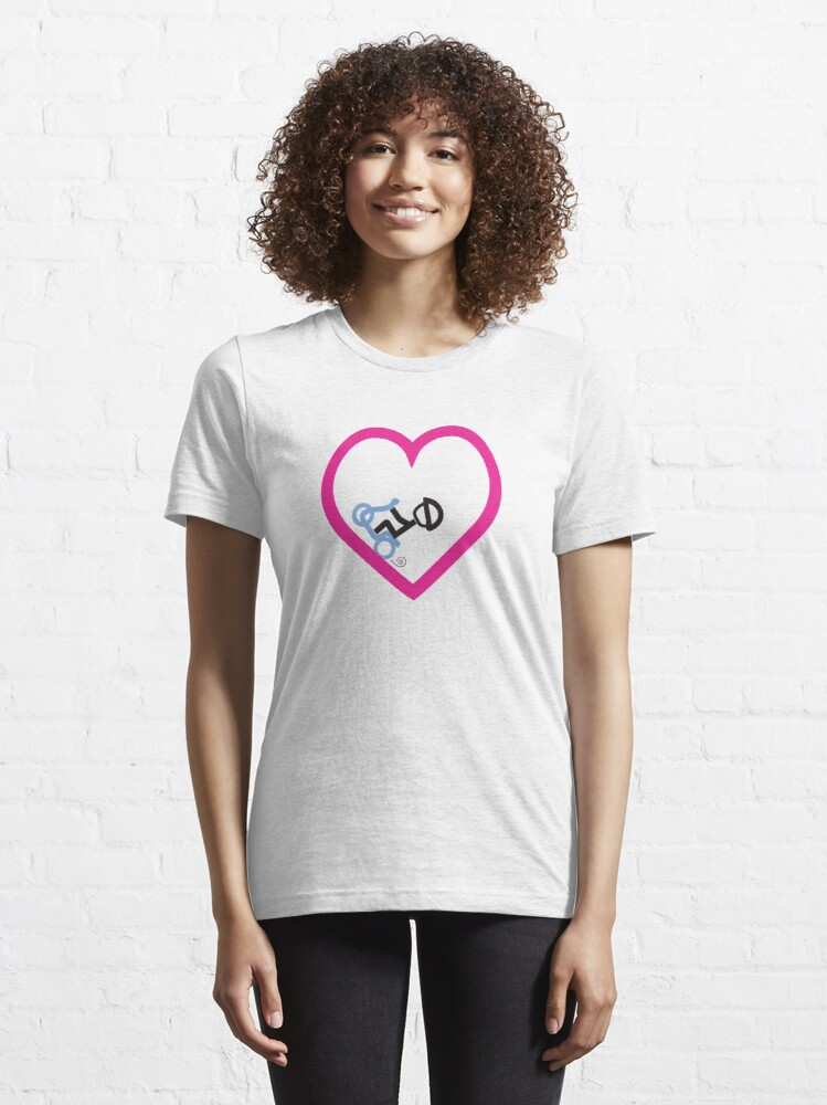 Alternate view of Scooter Boy series - valentines t-shirt Essential T-Shirt
