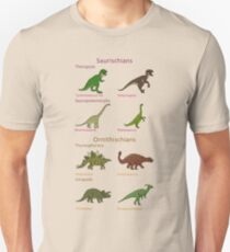Dinosaur Classification T-Shirt