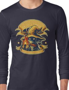 Strong Independent Black Mage Long Sleeve T-Shirt