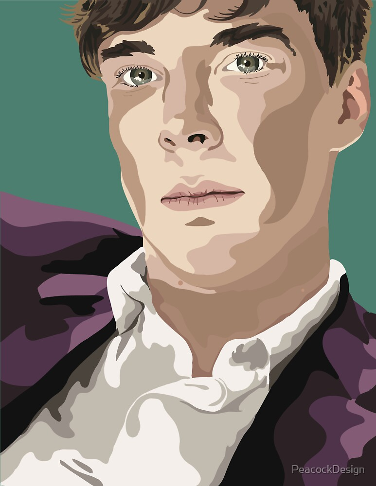 Benedict Cumberbatch - Portrait by PeacockDesign