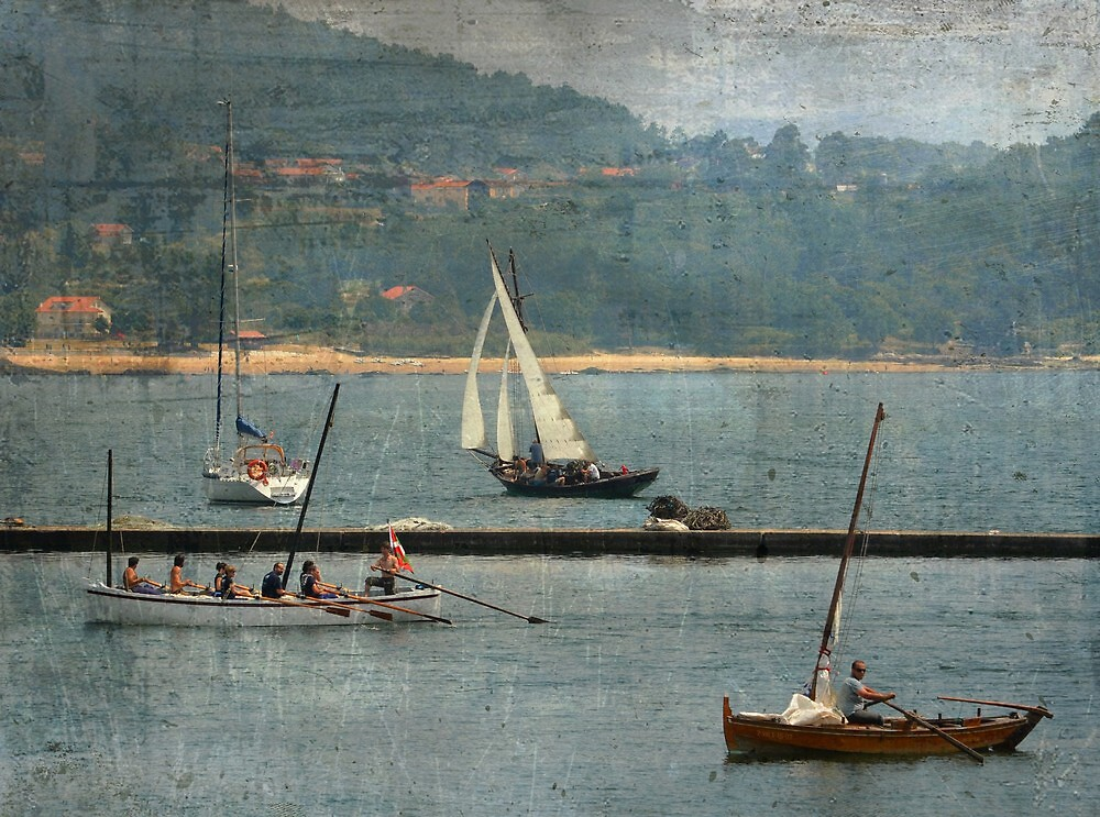 Boats by rentedochan