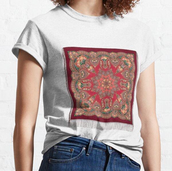 Women's PAVLOVO POSAD SHAWL Classic T-Shirt