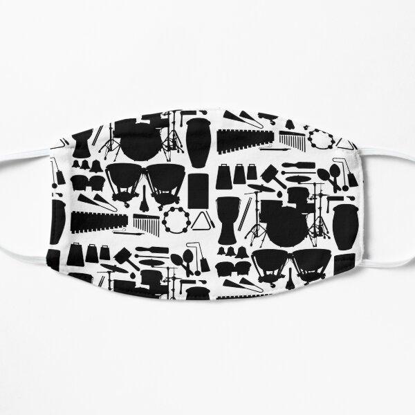 Percussion Flat Mask