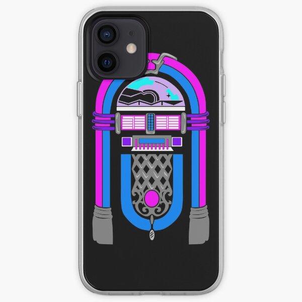 retro jukebox iPhone Soft Case