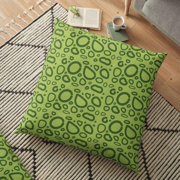 King pillow pattern Floor Pillow