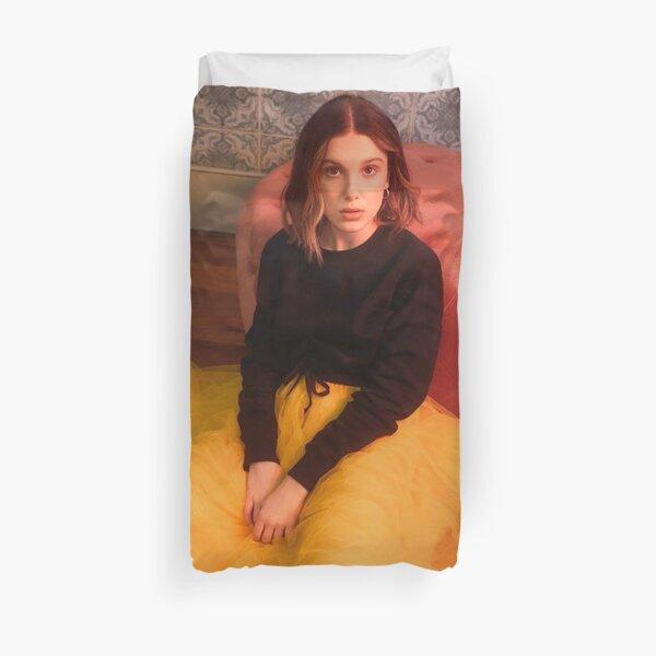 Affiche Millie Bobby Brown Housse de couette