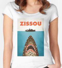 Zissou Women's Fitted Scoop T-Shirt