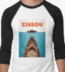 Camiseta ¾ estilo béisbol Zissou