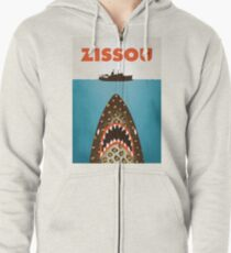 Zissou Zipped Hoodie