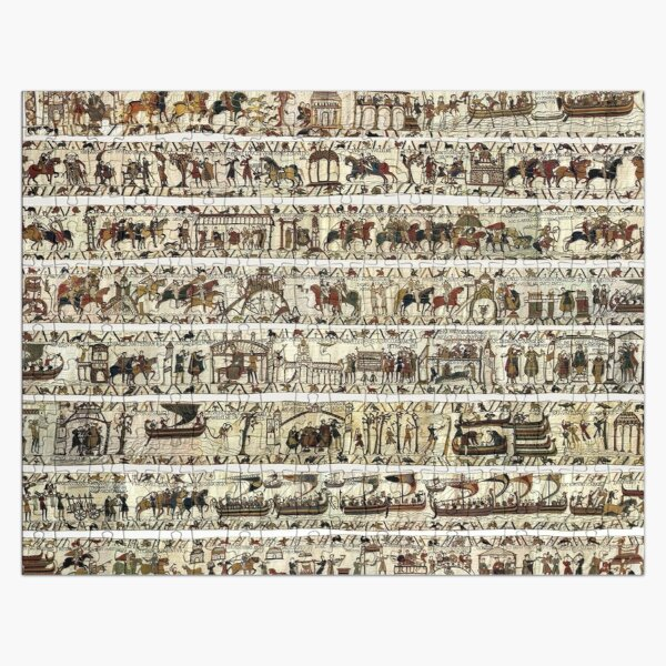 THE BAYEUX TAPESTRY Jigsaw Puzzle
