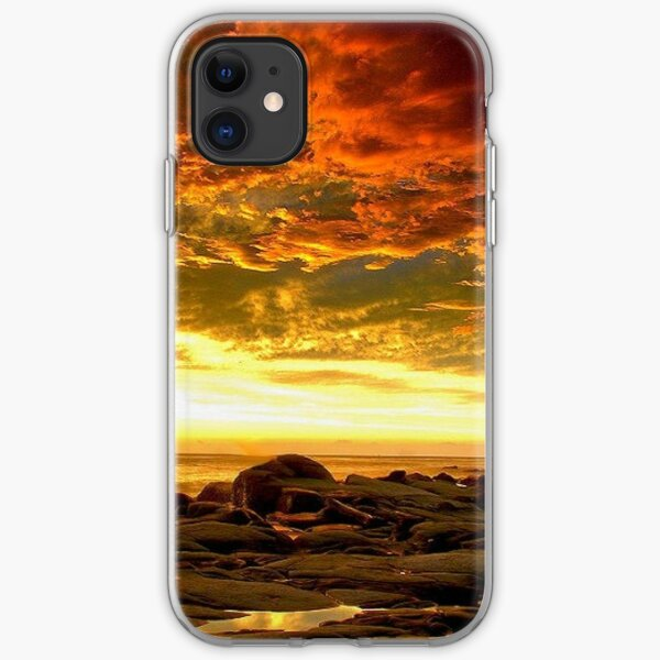 Sunset iPhone Soft Case