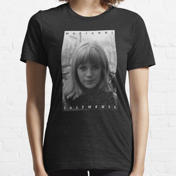 Marianne Faithfull - Vintage Essential T-Shirt