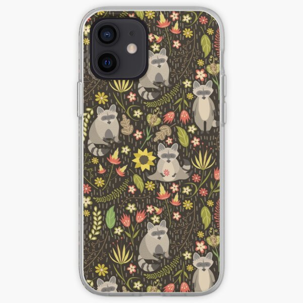 Raccoons iPhone Soft Case