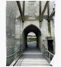 Enter Chateau Langeais Poster