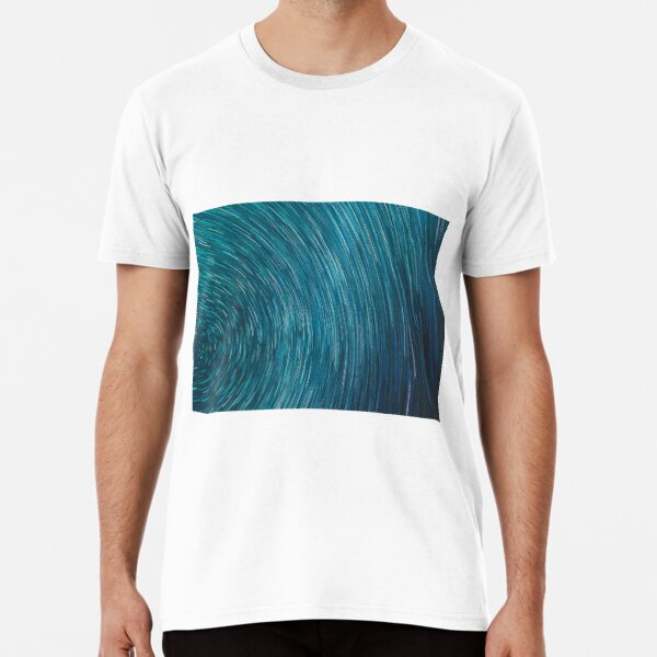 Silhouette Spiral Premium T-Shirt