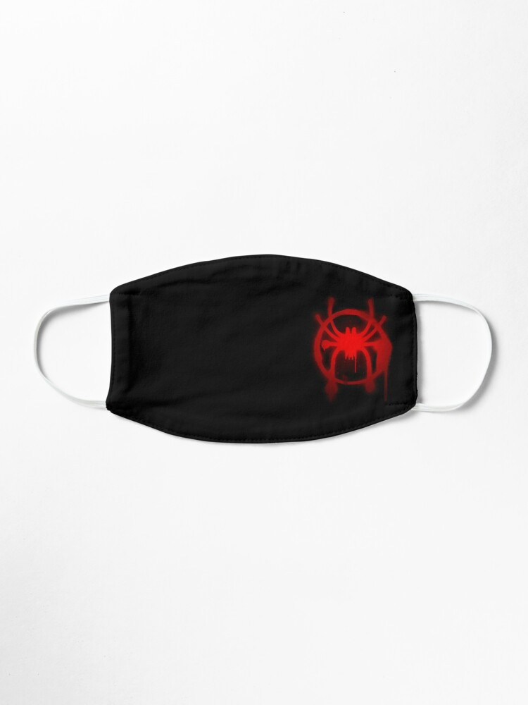Alternate view of Spider  Mask