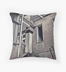 Newly Opened Skies Throw Pillow