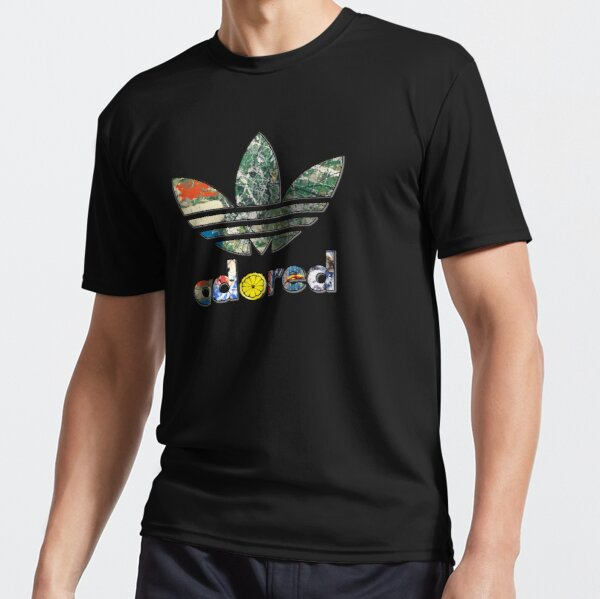 Stone Roses Ian Brown Madchester Adored Manchester Sports Design Active T-Shirt