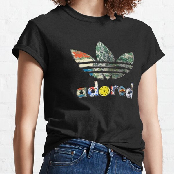 Stone Roses Ian Brown Madchester Adored  Classic T-Shirt