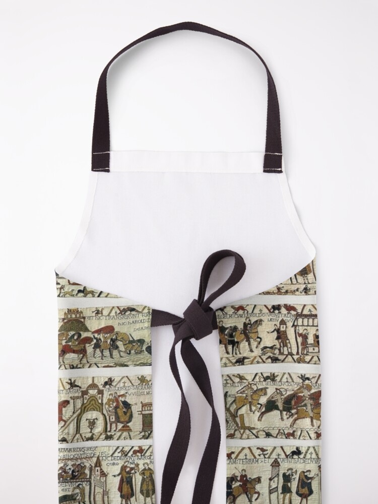 Alternate view of THE BAYEUX TAPESTRY Apron