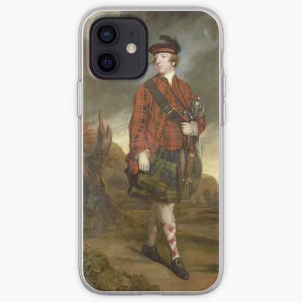 Joshua Reynolds - John Murray, 4th Earl Of Dunmore iPhone Soft Case