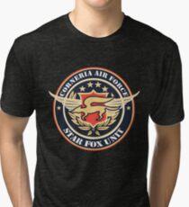 Calling Star Fox Unit (Classic) Tri-blend T-Shirt