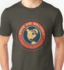 Drake and Sullivan's 2 Unisex T-Shirt