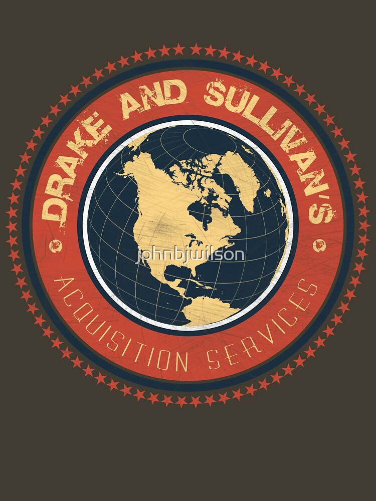 TShirtGifter presents: Drake and Sullivan's 2 | Unisex T-Shirt