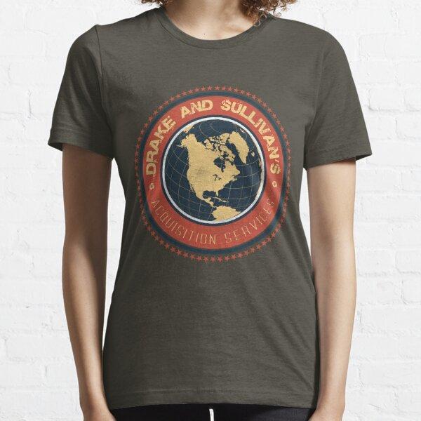 Drake y Sullivan's 2 Camiseta esencial