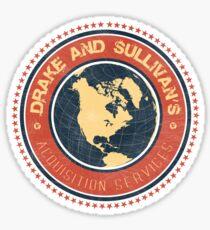 Drake and Sullivan's 2 Sticker