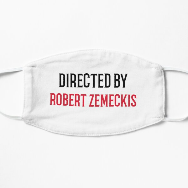 Directed By Robert Zemeckis Mask