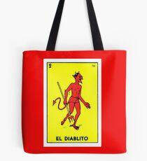 El diablito  Tote Bag