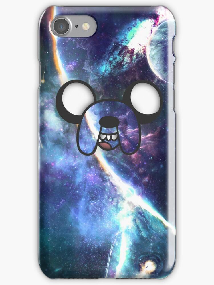 Jake the dog (Galaxy)2 by 2electro4u