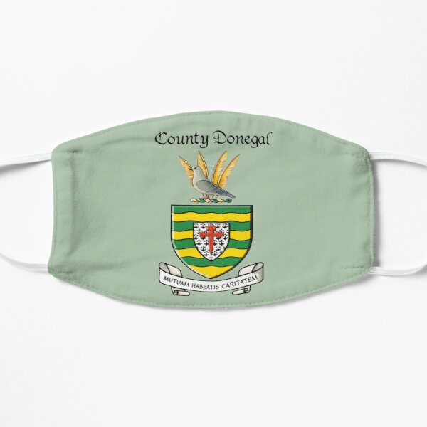 County Donegal Ancient Crest Mask